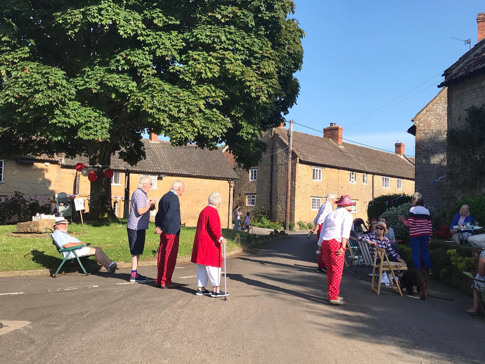 Village Tea Party